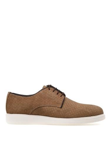 Cotton Bar Klasik Ayakkabı Bej